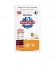 Science Plan Adult light large breed