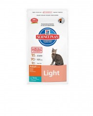 Science Plan Feline Adulto Light atum