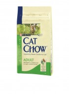 Cat Chow Coelho e fígado