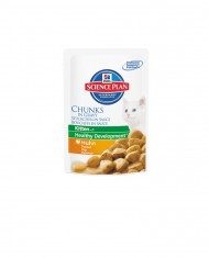 Science Plan Kitten frango saqueta 100 gr