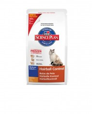 Science Plan Feline Mature Adult 7+ Hairball Control