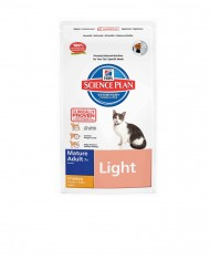 Science Plan Feline Mature Adult 7+ Light