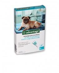 Advantage cães (4-10kg)