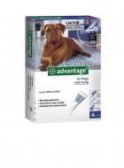 Advantage cães (mais de 25Kg)