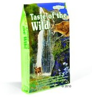 Taste of the Wild – Rocky Mountain Feline (Veado assado e Salmão fumado)
