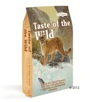 Taste of the Wild – Canyon River Feline (Truta e Salmão fumado)