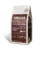 Naturea lands cat & Kitten