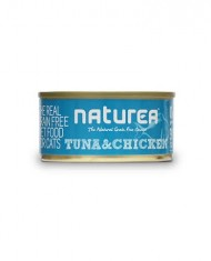 Naturea atum e frango