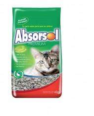 Areia Absorsol Premium 4 kg