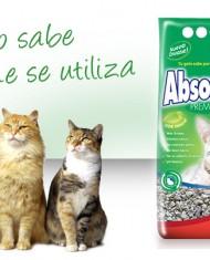 Areia Absorsol Premium 2kg