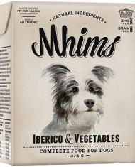 Mhims Iberico & vegetais