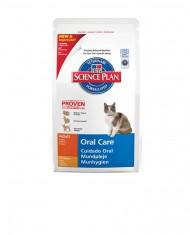 Science Plan Feline Adulto Oral Care