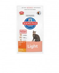 Science Plan Feline Adulto Light frango