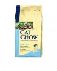 Cat chow kitten frango