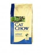 Cat Chow atum e salmão