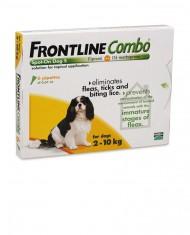 Frontline combo spot on (2-10Kg)