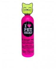 Pet Head Fresh Watermelon Miracle Deshedding Rinse Champô
