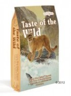 Taste of the Wild – Canyon River Feline (Truta e Salmão fumado)