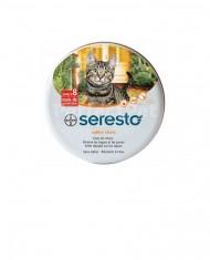 Seresto coleira antiparasitária de longa duração 8 meses para gatos